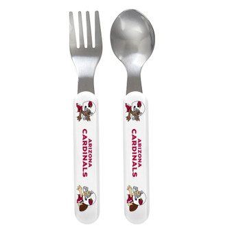 Arizona Cardinals Spoon & Fork Set