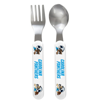 Carolina Panthers Spoon & Fork Set
