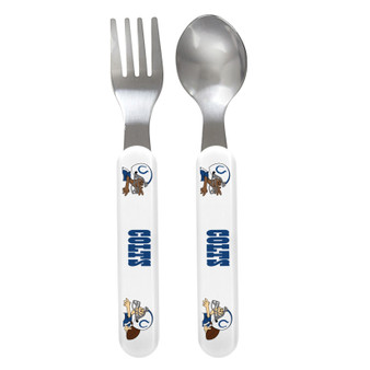 Indianapolis Colts Spoon & Fork Set