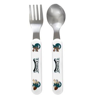 Philadelphia Eagles Spoon & Fork Set