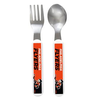 Philadelphia Flyers Spoon & Fork Set