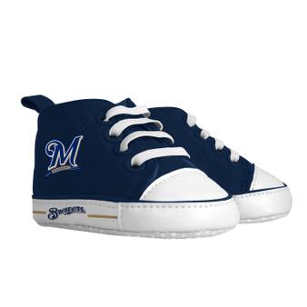 Milwaukee Brewers High Top Pre-Walkers