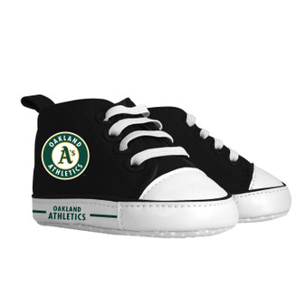 Oakland Athletics High Top Pre-Walkers