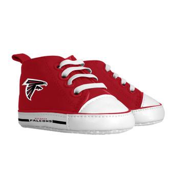 Atlanta Falcons High Top Pre-Walkers