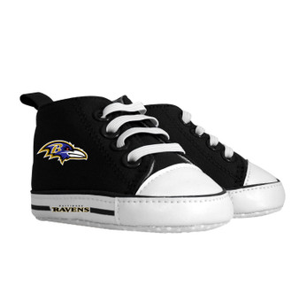 Baltimore Ravens High Top Pre-Walkers