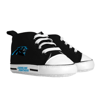Carolina Panthers High Top Pre-Walkers