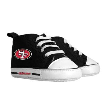 San Francisco 49ers High Top Pre-Walkers