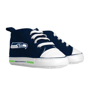 Seattle Seahawks High Top Pre-Walkers