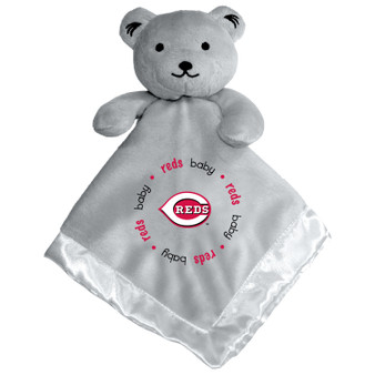 Cincinnati Reds Security Bear Gray