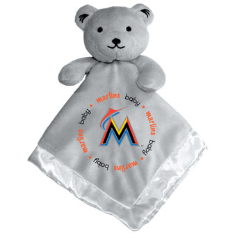 Miami Marlins Security Bear Gray