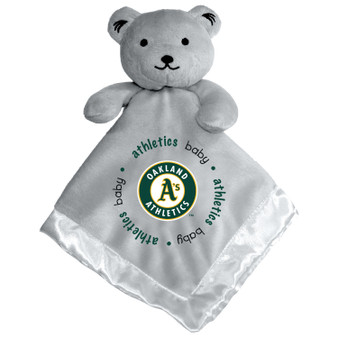 Oakland Athletics Security Bear Gray