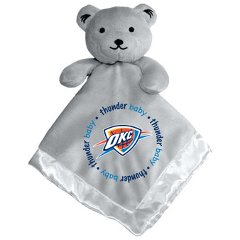 Oklahoma City Thunder Security Bear Gray