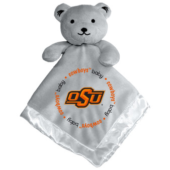 Oklahoma State Security Bear Gray
