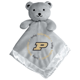Purdue Security Bear Gray