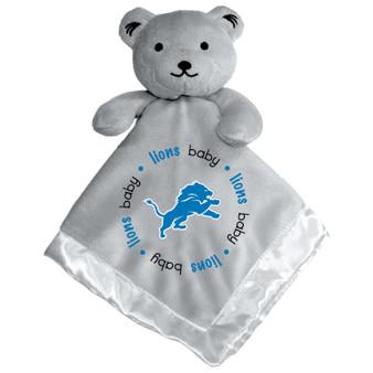 Detroit Lions Security Bear Gray