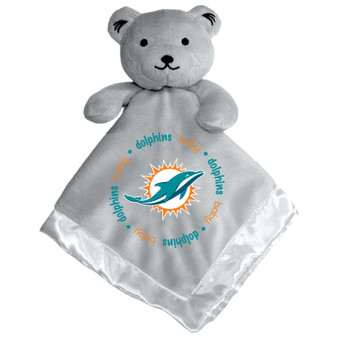 Miami Dolphins Security Bear Gray
