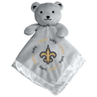 New Orleans Saints Security Bear Gray