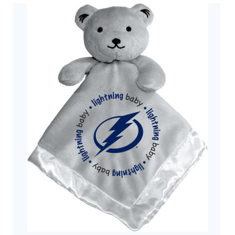 Tampa Bay Lightning Security Bear Gray