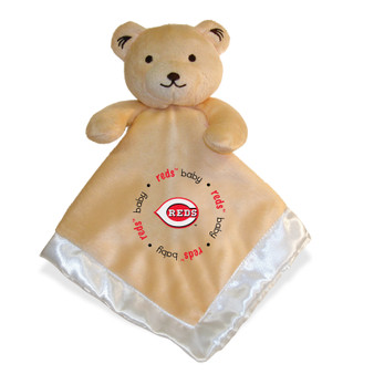 Cincinnati Reds Security Bear Tan