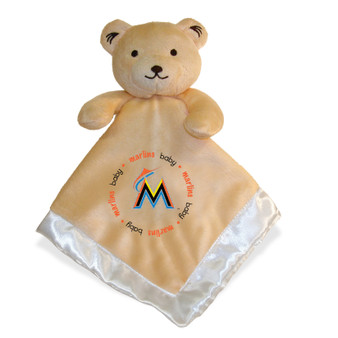 Miami Marlins Security Bear Tan
