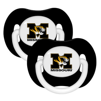 Missouri Pacifier with Handle - 2-Pack