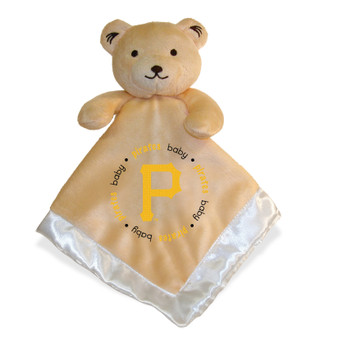 Pittsburgh Pirates Security Bear Tan