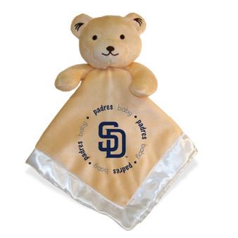 San Diego Padres Security Bear Tan