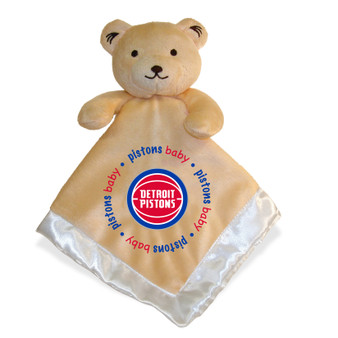 Detroit Pistons Security Bear Tan