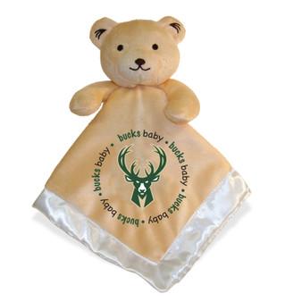 Milwaukee Bucks Security Bear Tan