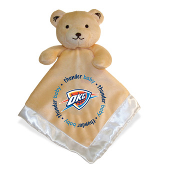 Oklahoma City Thunder Security Bear Tan