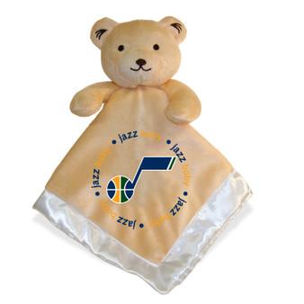 Utah Jazz Security Bear Tan