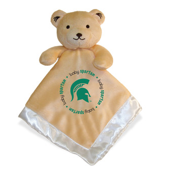 Michigan State Security Bear Tan