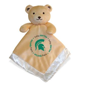 Michigan State Security Bear Tan