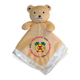 Chicago Blackhawks Security Bear Tan