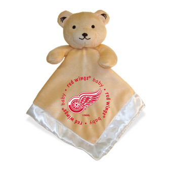 Detroit Red Wings Security Bear Tan