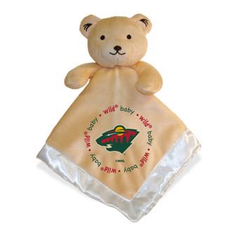 Minnesota Wild Security Bear Tan