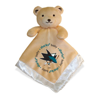 San Jose Sharks Security Bear Tan