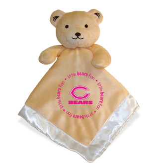 Chicago Bears Security Bear Pink