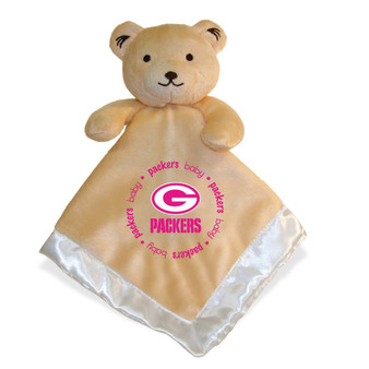 Green Bay Packers Security Bear Pink