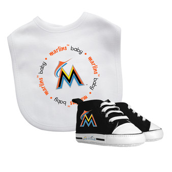 Miami Marlins 2-Piece Gift Set