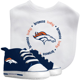 Denver Broncos 2-Piece Gift Set