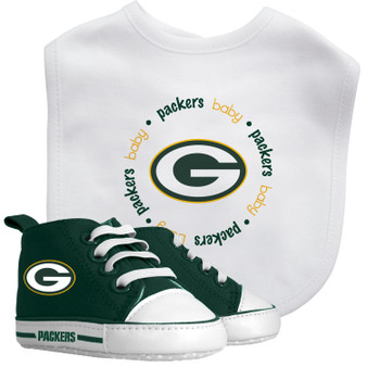 Green Bay Packers 2-Piece Gift Set