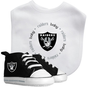 Oakland Raiders 2-Piece Gift Set