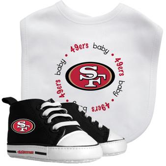 San Francisco 49ers 2-Piece Gift Set