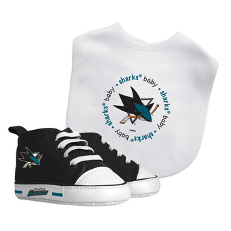 San Jose Sharks 2-Piece Gift set