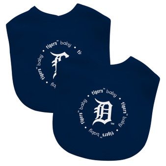 Detroit Tigers 2-Pack Bibs