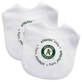 Oakland Athletics 2-Pack Bibs