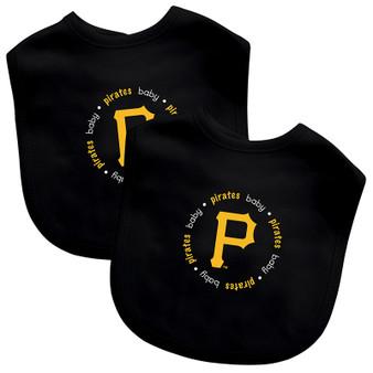 Pittsburgh Pirates 2-Pack Bibs