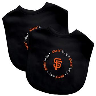 San Francisco Giants 2-Pack Bibs