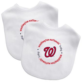 Washington Nationals 2-Pack Bibs